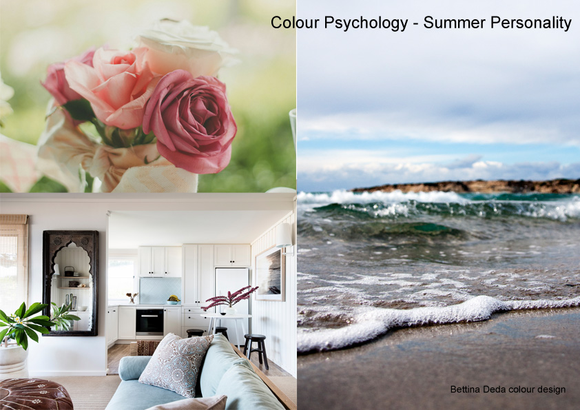 Colour-psychology-Summer-Personality
