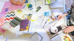 Bettina Deda Mood Board Workshop Material