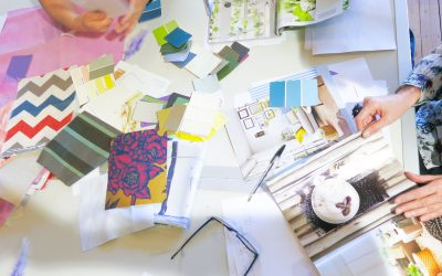Downsizing 101 Part Three: How to Make a Mood Board