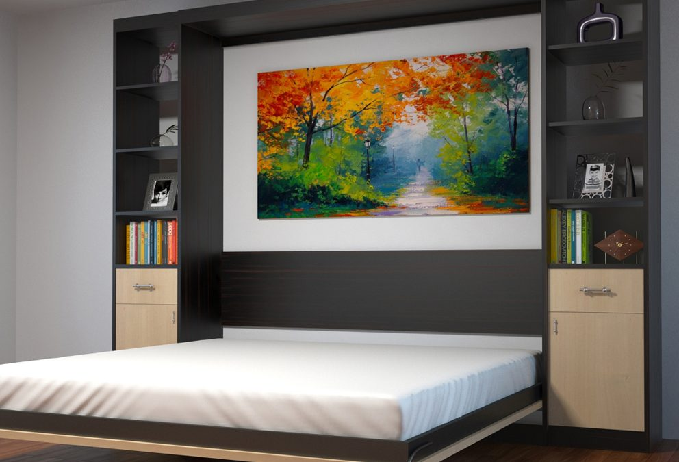 5 Reasons Why You Should Consider a Wall Bed