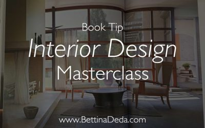 Book Tip: Interior Design Masterclass