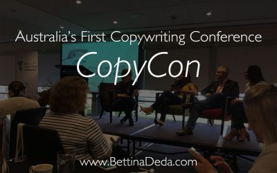 Content is King at Australia's First Copywriting Conference