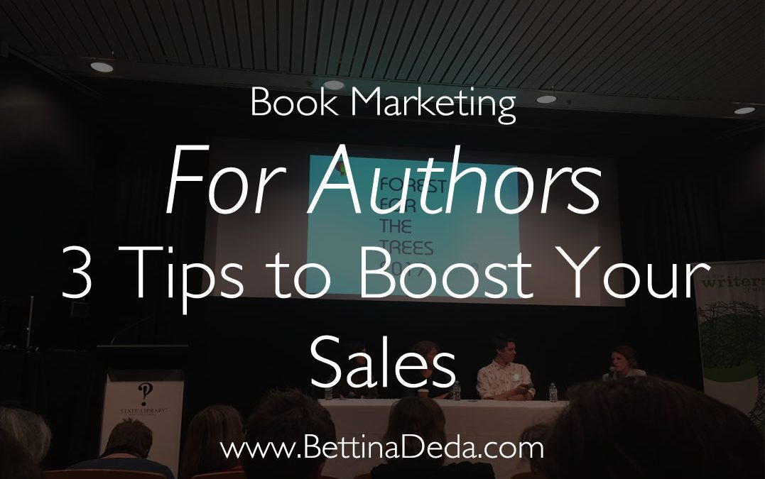 SWF 2017: 3 Steps to Boost Your Book Sales