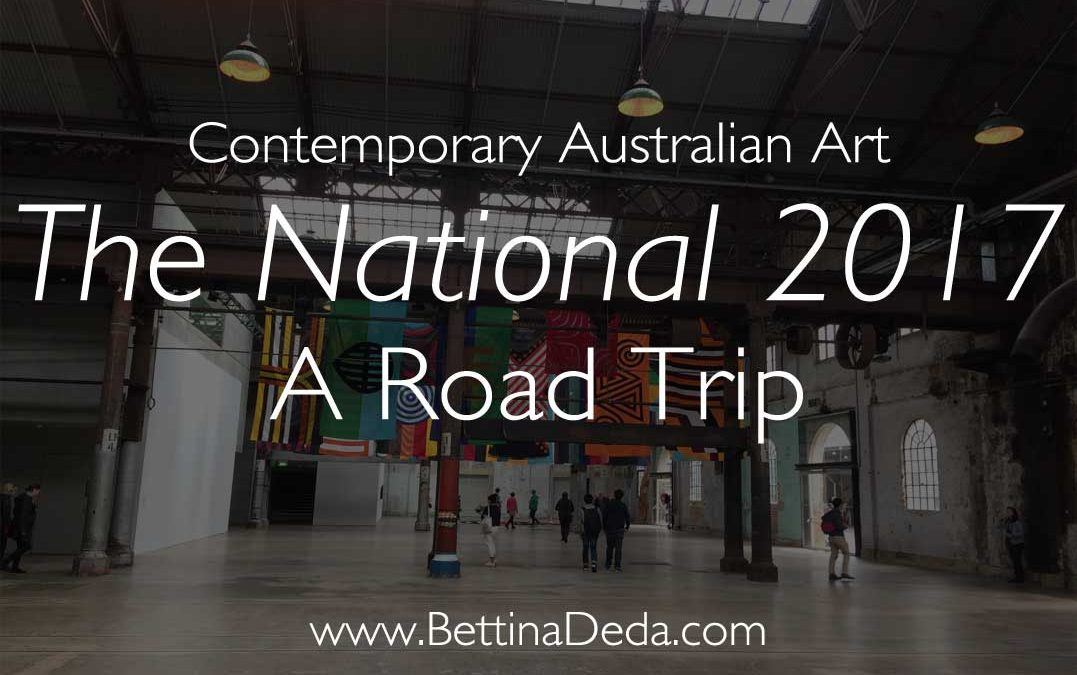 Contemporary Australian Art: The National 2017