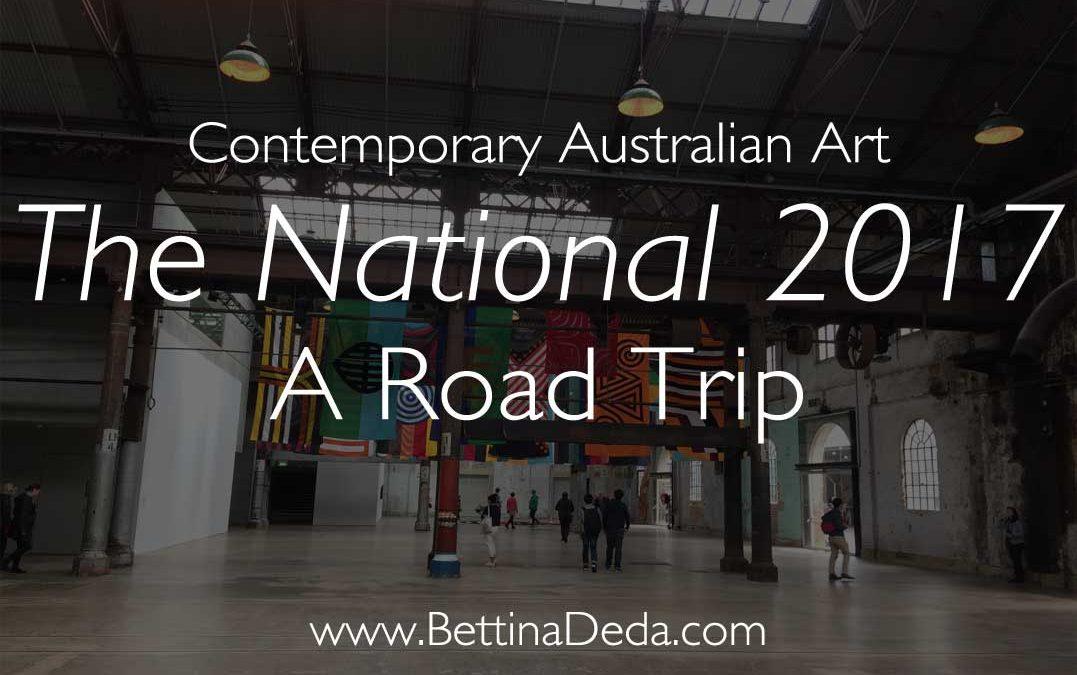 Contemporary Australian Art: The National 2017