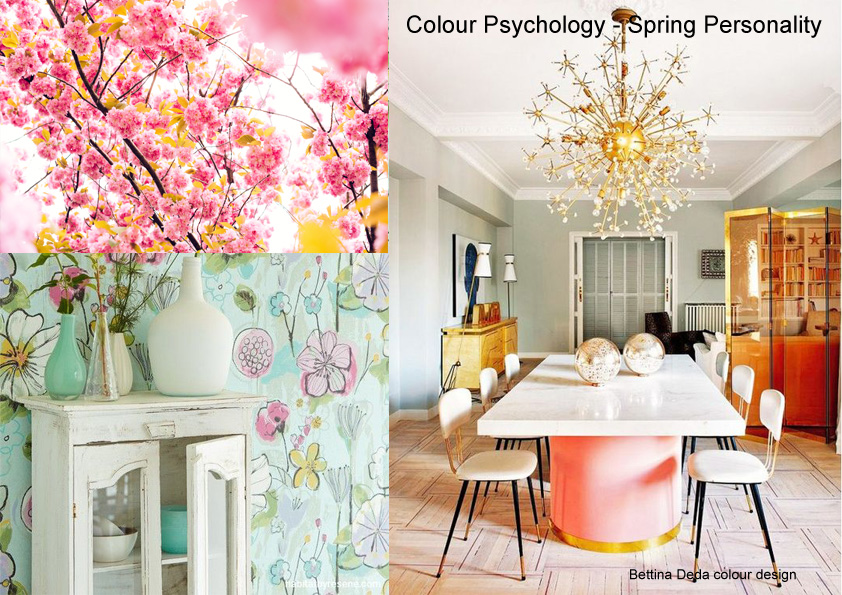 Colour-psychology-Spring-Personality