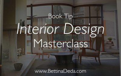 Book Tip: Interior Design Masterclass