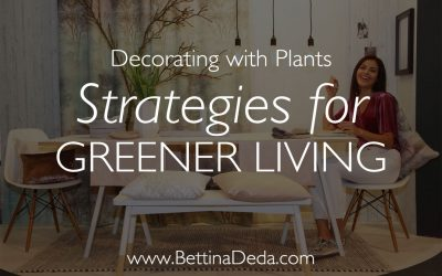 Decorating with Green: Here's How to Get Started