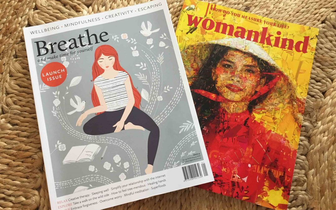 Two Essential Magazines to Master Mindful Living