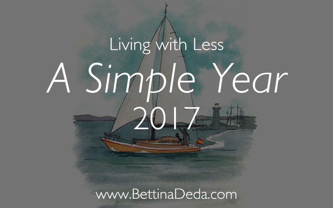 Living with Less: A Simple Year 2017