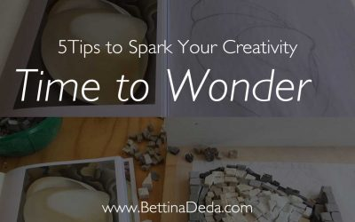 5 Tips to Spark Your Creativity