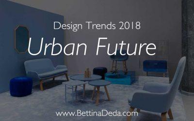 Heimtextil Trends 2018: The Future Is Urban