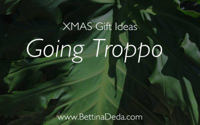 7 XMAS Gift Ideas for Going Troppo This Summer