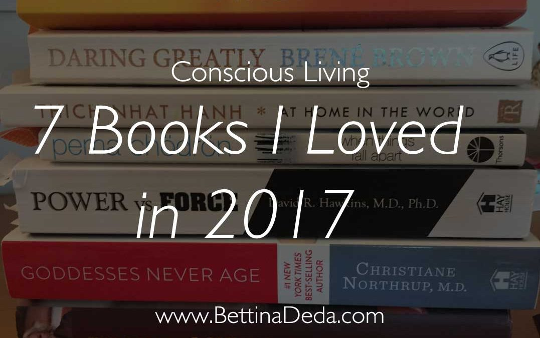 7 Non-Fiction Books that Enriched my Life in 2017