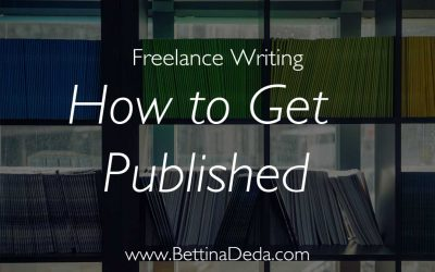 5 Essential Steps to Getting Published in a Magazine