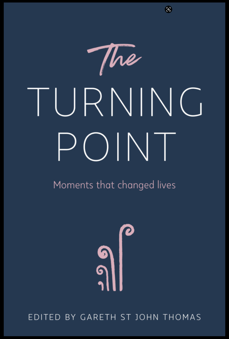 The Turning Point Anthology edited by Gareth St John Thomas, Exisle Publishing, excerpt of Dare to Dance by Bettina Deda, memoir